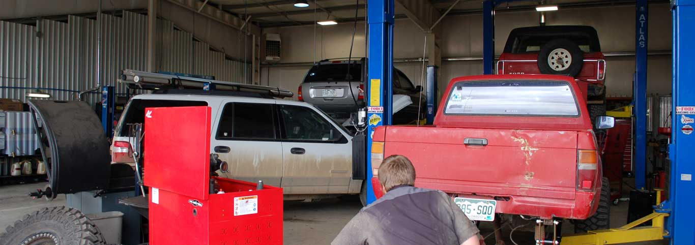 Car Repair Places Near Me >> The Bayfield Co Auto Shop With High Performance Auto Repair